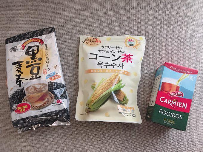 お茶 ノン カフェ イン